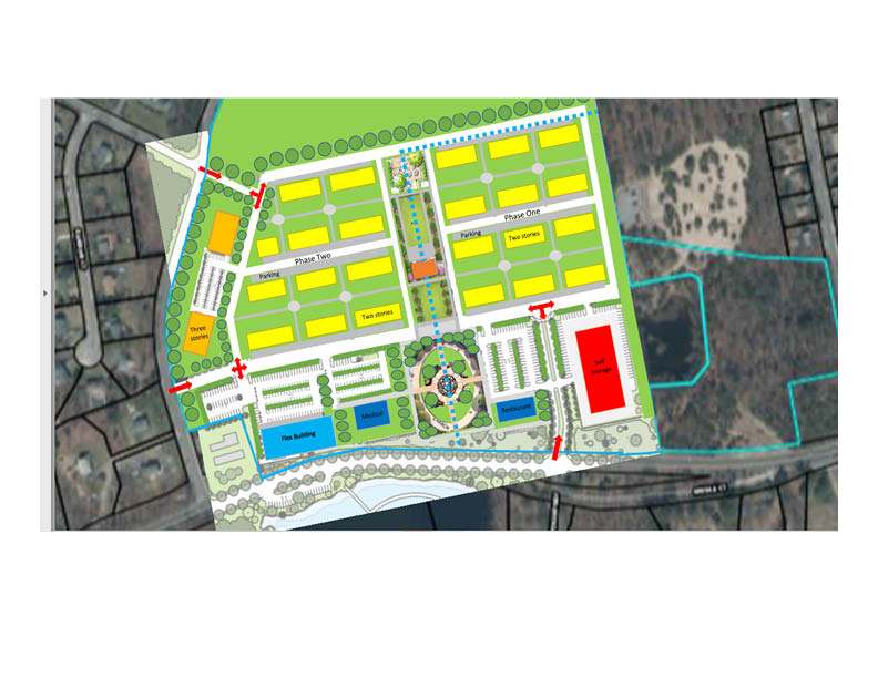 Breslin parcel preferred full useage plan