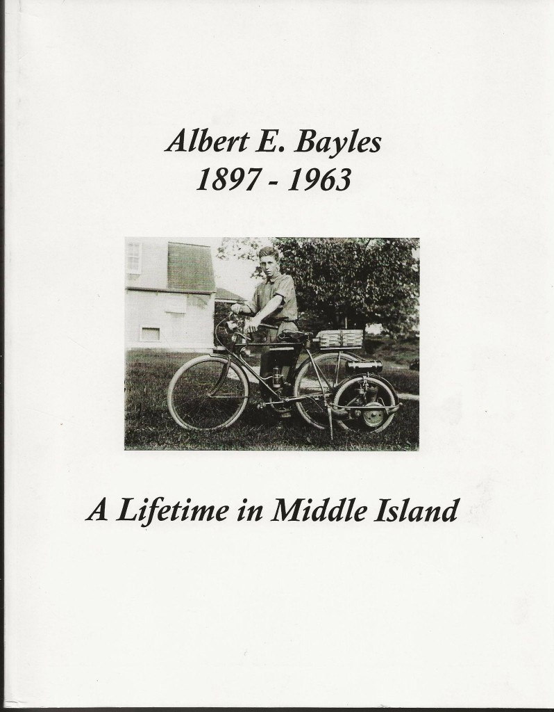 Albert Bayles Lifetime in Middle Island
