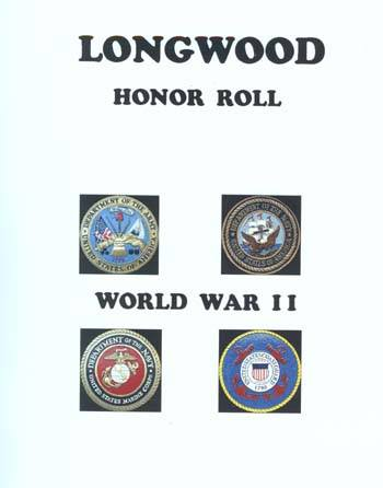 Longwood WWII Honor Roll
