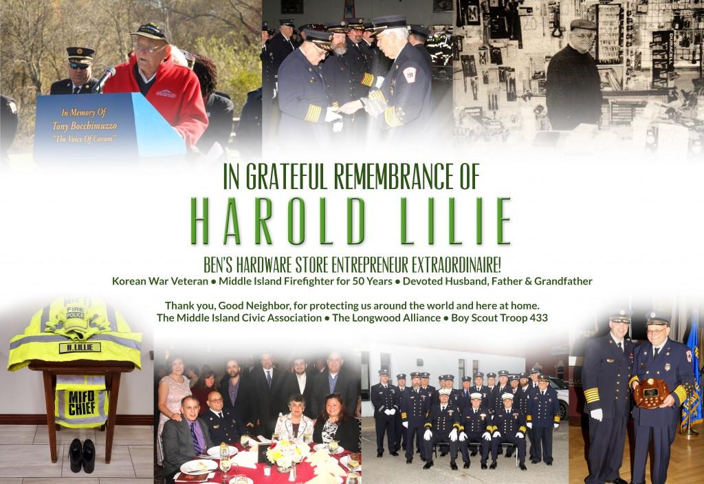 Harold Lilie